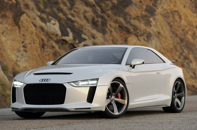 MISC Audi Quattro Concept